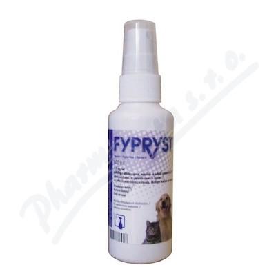 Fypryst sprej 2.5mg-ml Kožní sprej roztok 1x100ml