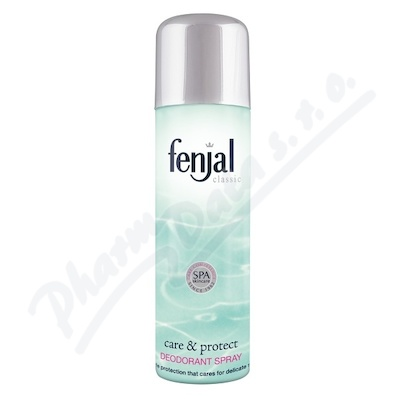 Zobrazit detail - FENJAL Classic Lux. Perfume Deo Spray 150ml