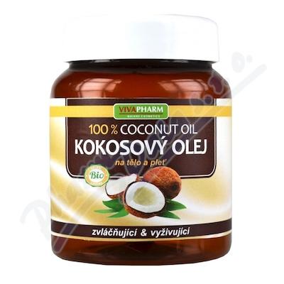 Zobrazit detail - 100% Kokosový olej kosmetický 380ml