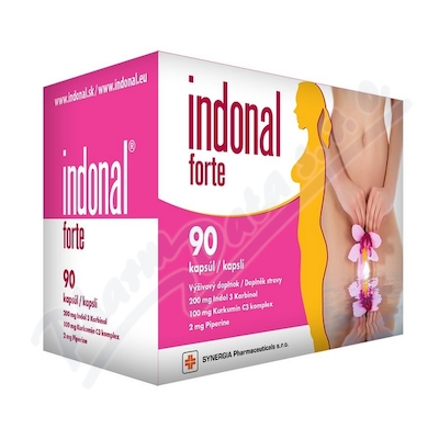 Zobrazit detail - Indonal Forte cps. 90