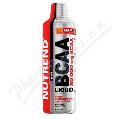 Zobrazit detail - NUTREND BCAA liquid 1000ml