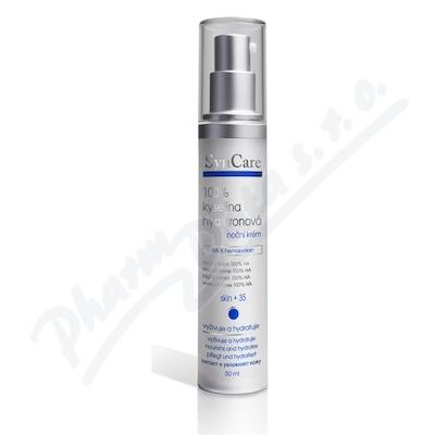 Zobrazit detail - SynCare 100% kyselina hyaluronová Noční krém 50 ml