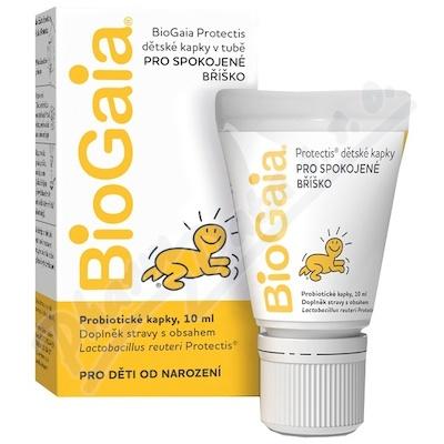 BioGaia Protectis probio.kapky Lactob.reuteri 10ml