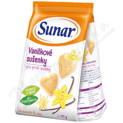 Zobrazit detail - Sunárek vanilkové sušenky 175g