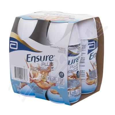 Zobrazit detail - Ensure Plus Advance čokoládová příchuť 4x220ml