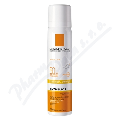 Zobrazit detail - LA ROCHE-POSAY ANTHELIOS Face mist SPF50+ 75ml