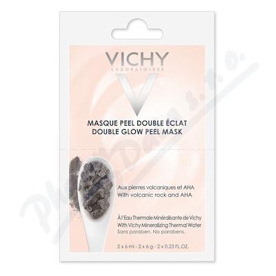 Zobrazit detail - VICHY Rozjasňující peelingová maska 2x6 ml