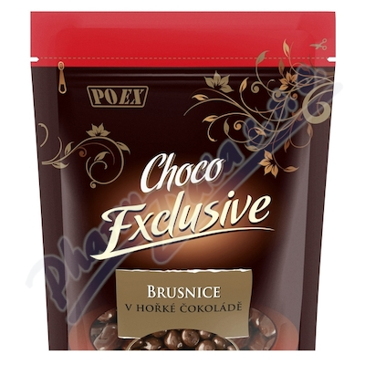 Zobrazit detail - Brusnice v hořké čokoládě 175g