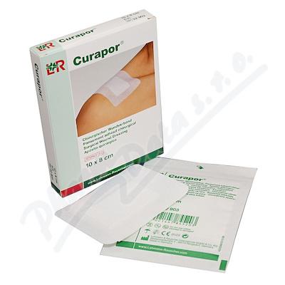 Náplast Curapor steril 8x10cm 5ks REF 32903