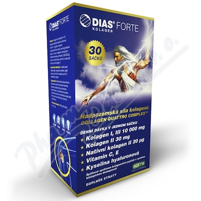 Zobrazit detail - DIAS FORTE sáčky 30x11. 3g
