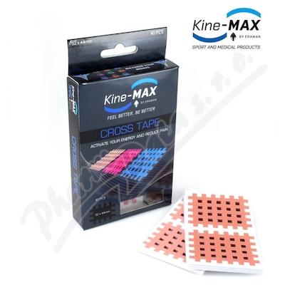 Zobrazit detail - KineMAX Cross Tape křížový tejp vel.  L 40ks