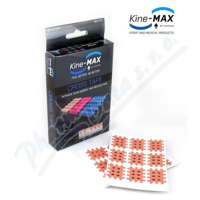Zobrazit detail - KineMAX Cross Tape křížový tejp vel.  S 180ks