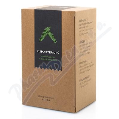 Zobrazit detail - AROMATICA Bylinný čaj Klimakterický n. s. 20x2g