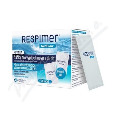 Zobrazit detail - RESPIMER - sáčky pro výplach nosu a dutin 30 ks