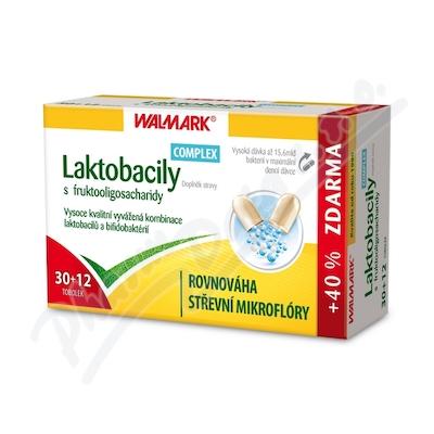 Zobrazit detail - Walmark Laktobacily Complex tob. 30+12