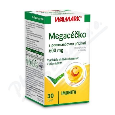 Walmark Megac��ko pomeran� 600mg tbl.30