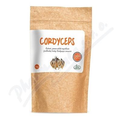 Zobrazit detail - Cordyceps prášek 100% sušené mycelium 50g