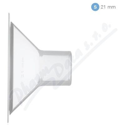 Zobrazit detail - Medela PersonalFit prsní nástavec vel. S 21mm