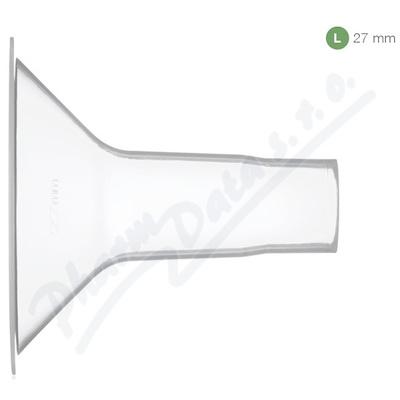 Zobrazit detail - Medela PersonalFit prsní nástavec vel. L 27mm
