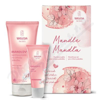 Zobrazit detail - WELEDA SET Mandlová péče pro citlivou pokožku