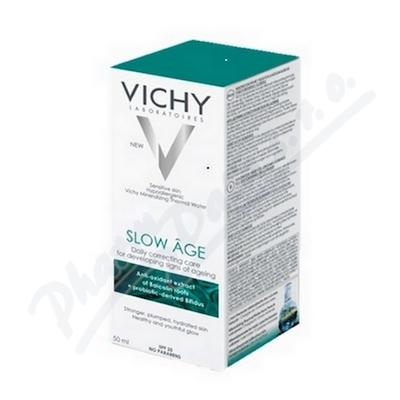 Zobrazit detail - VICHY SLOW AGE Denní péče 50ml