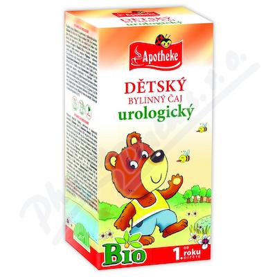 Apotheke D�tsk� �aj BIO urologick� 20x1.5g n.s.