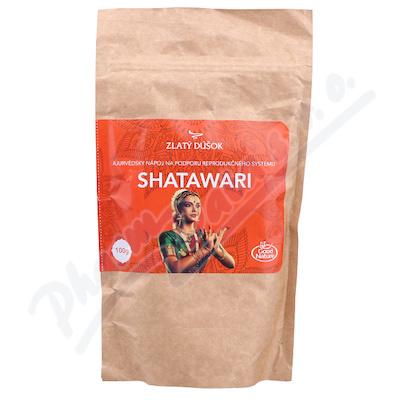 Zobrazit detail - Zlatý doušek Ajurvédska káva Shatawari 100g
