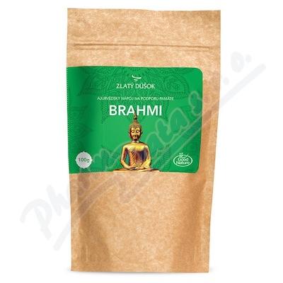 Zobrazit detail - Zlatý doušek Ajurvédska káva Brahmi 100g