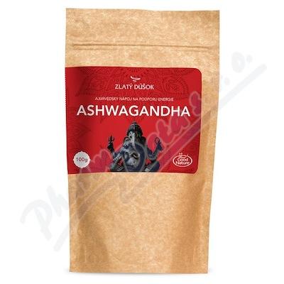 Zobrazit detail - Zlatý doušek Ajurvédska káva Ashwagandha 100g