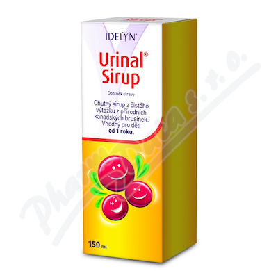 Zobrazit detail - Walmark Idelyn Urinal Sirup 150ml