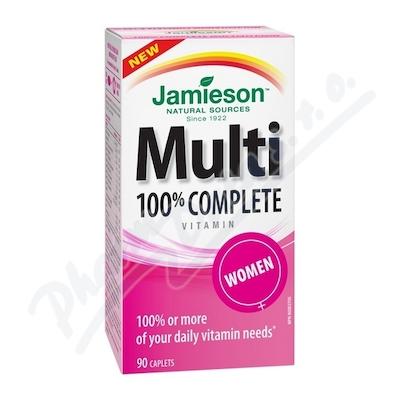 JAMIESON Multi COMPLETE pro ženy tbl.90