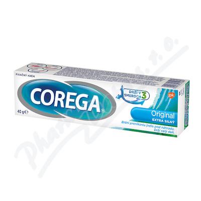 Zobrazit detail - Corega Original extra silný 40g