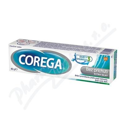 Zobrazit detail - Corega Bez příchuti extra silný 40g