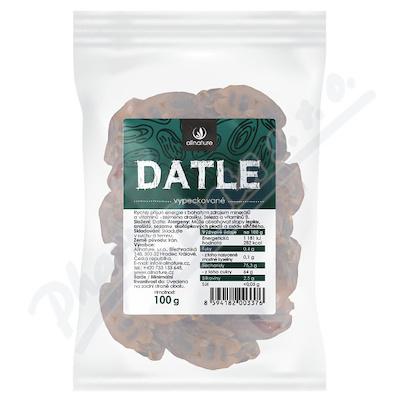 Zobrazit detail - Allnature Datle vypeckované 100 g
