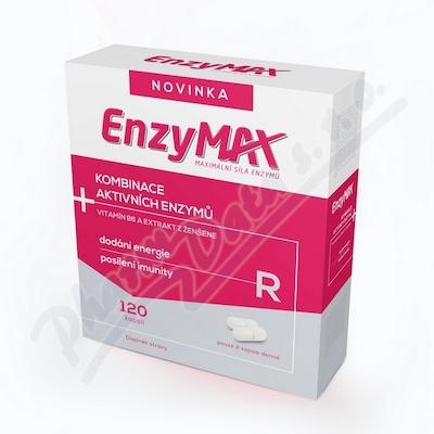 Zobrazit detail - Enzymax R 120 cps. bls.  CZE+SLO