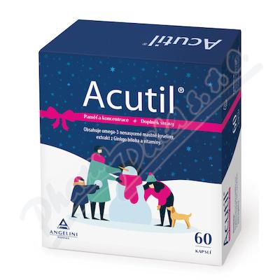 ACUTIL cps.60 balení s dárkem