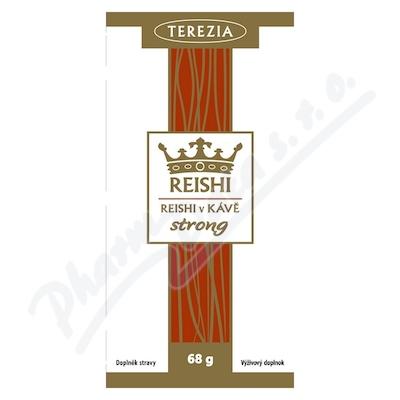 Zobrazit detail - TEREZIA Reishi v kávě strong 20 sáčků á 3. 4g