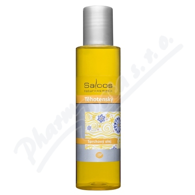 Zobrazit detail - Saloos Těhotenský sprchový olej 125ml
