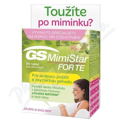 Zobrazit detail - GS MimiStar Forte tbl. 90