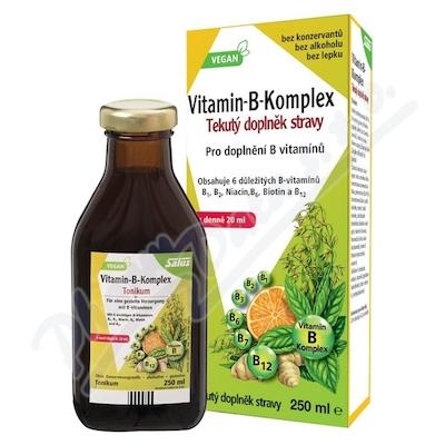 Zobrazit detail - Salus Vitamin B-Komplex 250ml