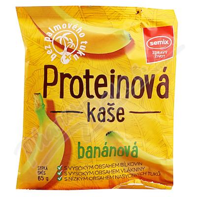 Zobrazit detail - Kaše Proteinová banánová 65g
