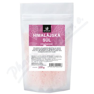 Zobrazit detail - Allnature Himalájská sůl 250 g