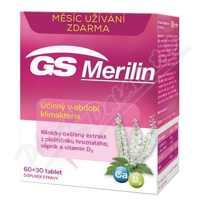 Zobrazit detail - GS Merilin tbl. 60+30 2017