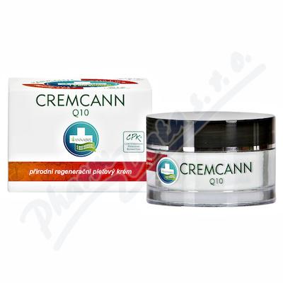 Zobrazit detail - Cremcann Q10 přírodní pleťový krém 50ml