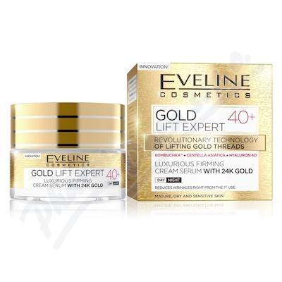 Zobrazit detail - EVELINE GOLD LIFT Expert Denní-Noční krém 40+ 50ml