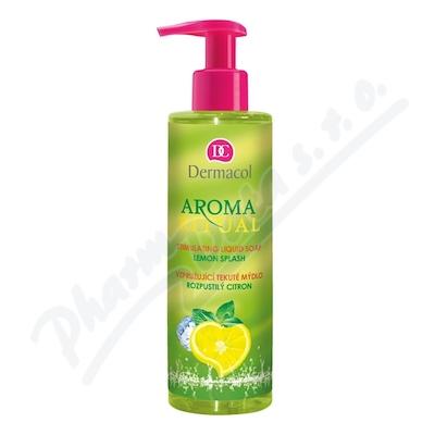 Zobrazit detail - Dermacol AR tek. mýdlo rozpustil. citron 250ml