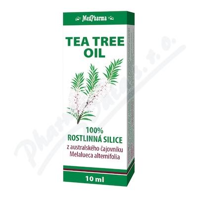 Zobrazit detail - Medpharma Tea Tree Oil 10ml