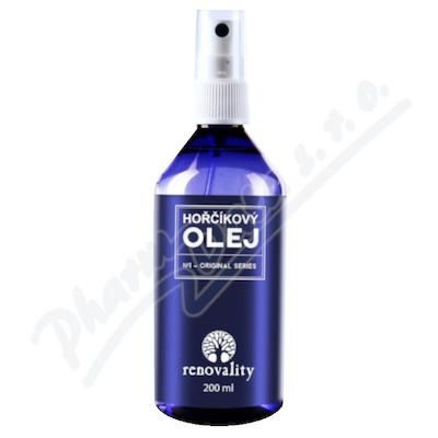 Zobrazit detail - Hořčíkový olej 200 ml s rozprašovačem Renovality