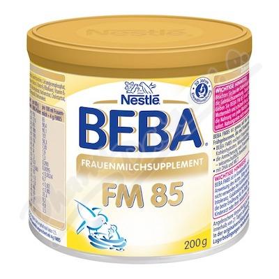 Zobrazit detail - NESTLÉ Beba FM85 200g
