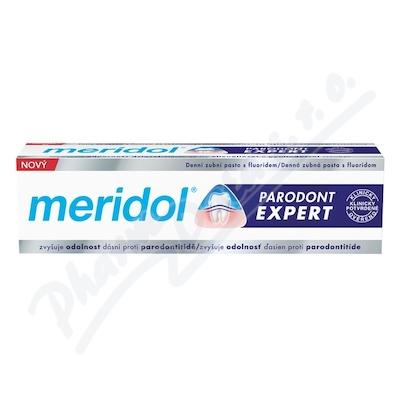 Zobrazit detail - MERIDOL zubní pasta Parodont Expert 75ml